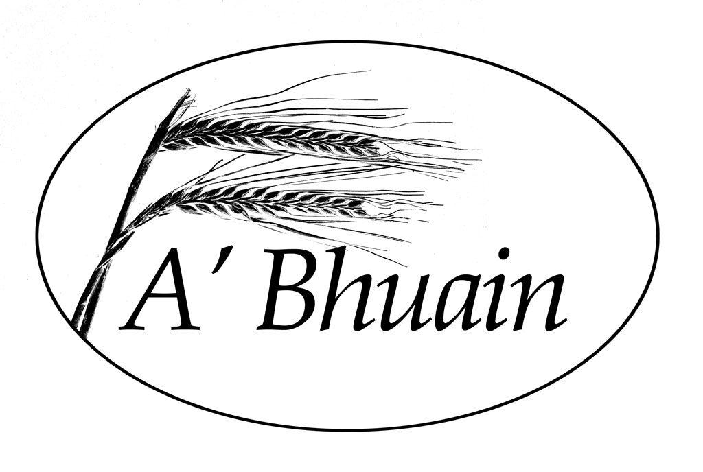 a' bhuain logo