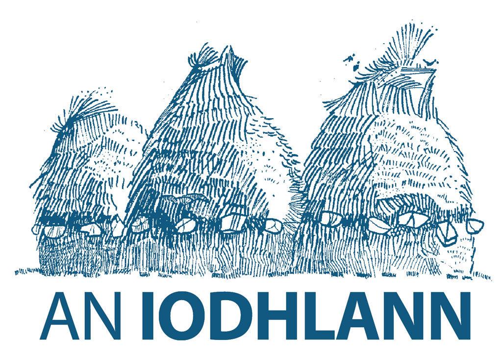 an iodhlann logo