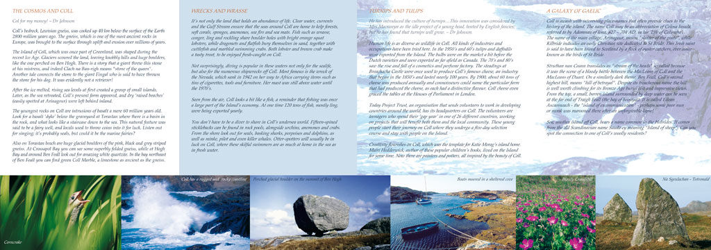 coll brochure