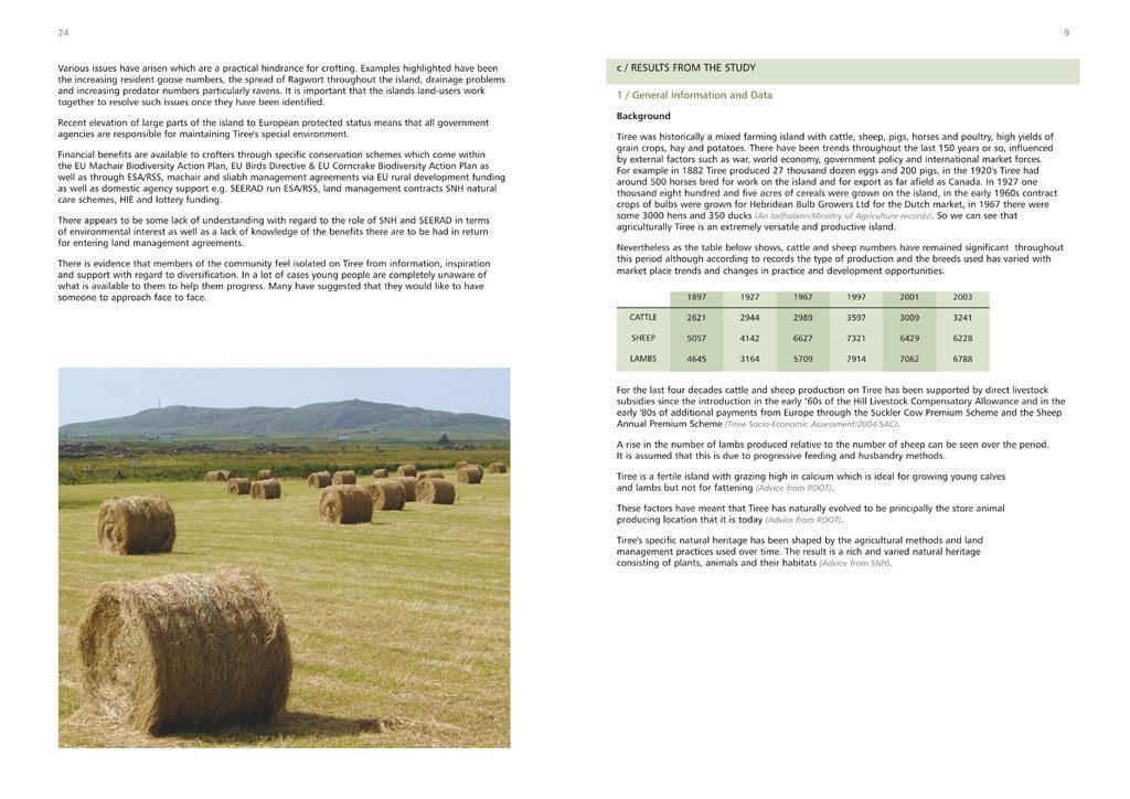 crofting strategy brochure