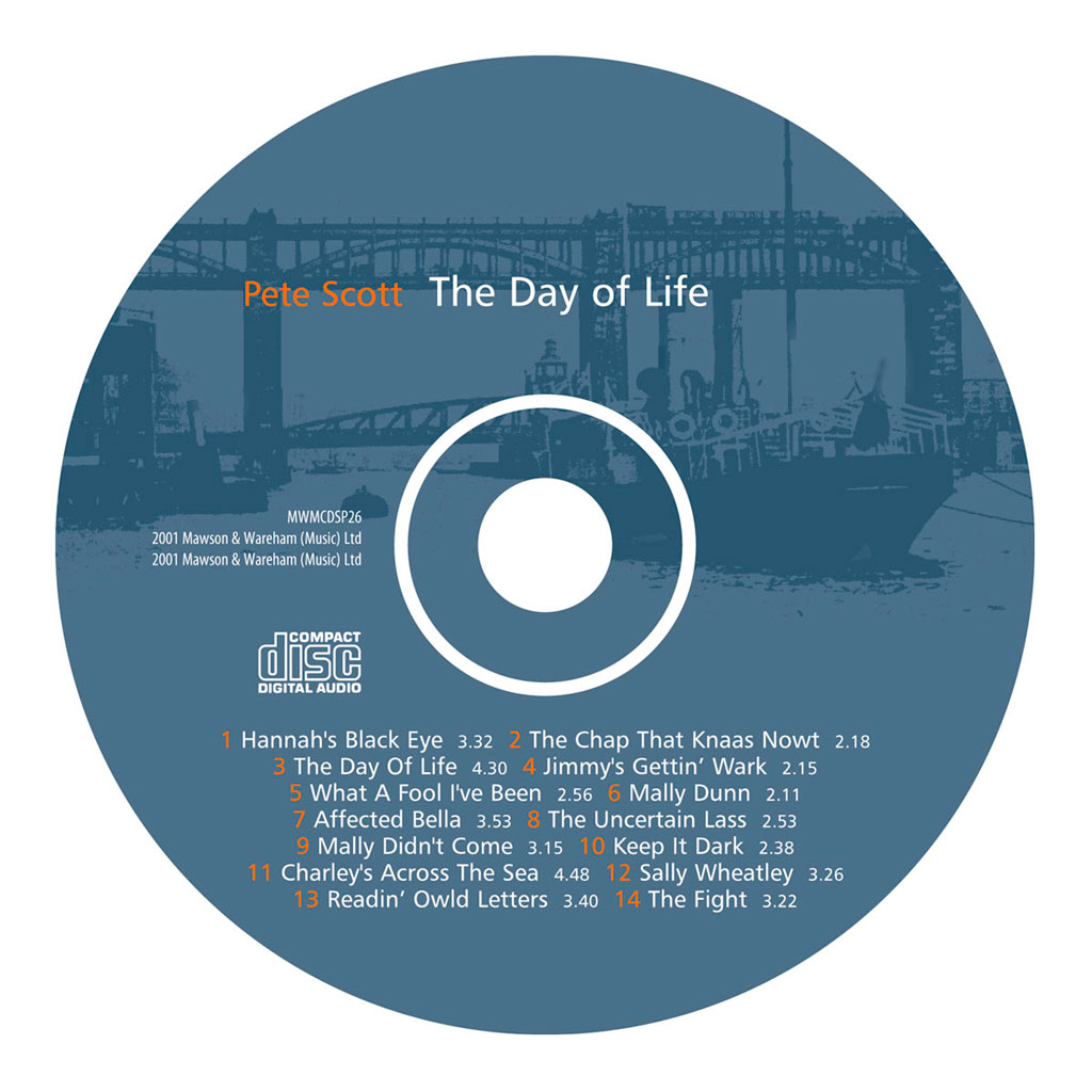 day of life cd face