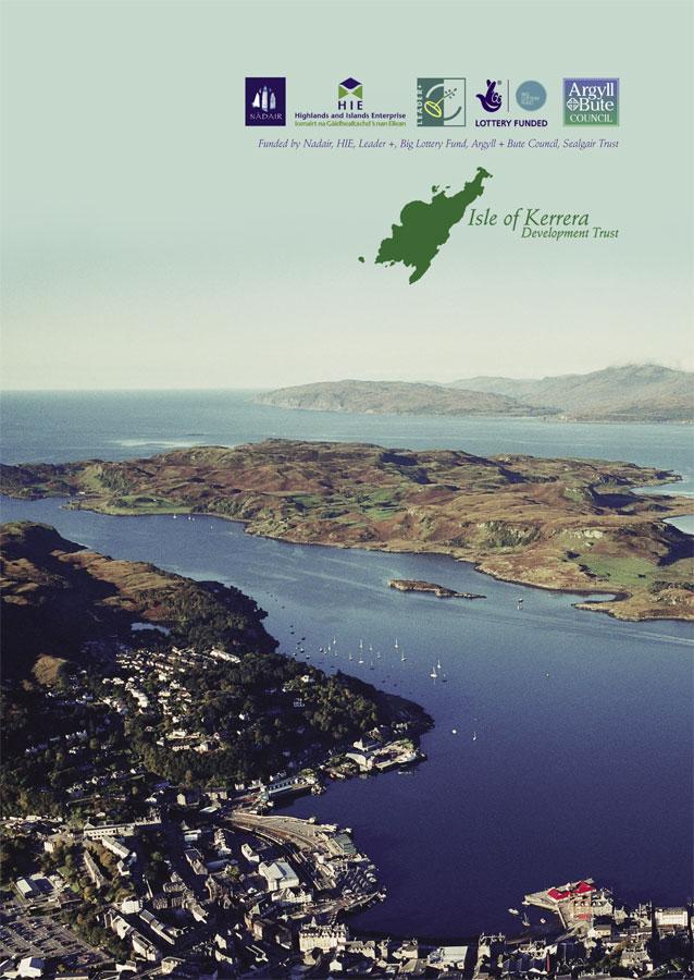 kerrera development plan back cover