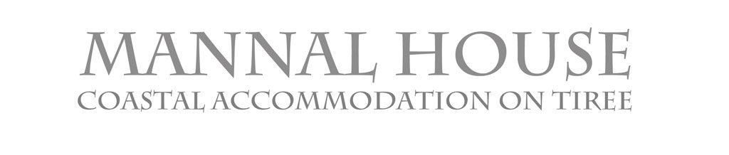 mannal house lettering