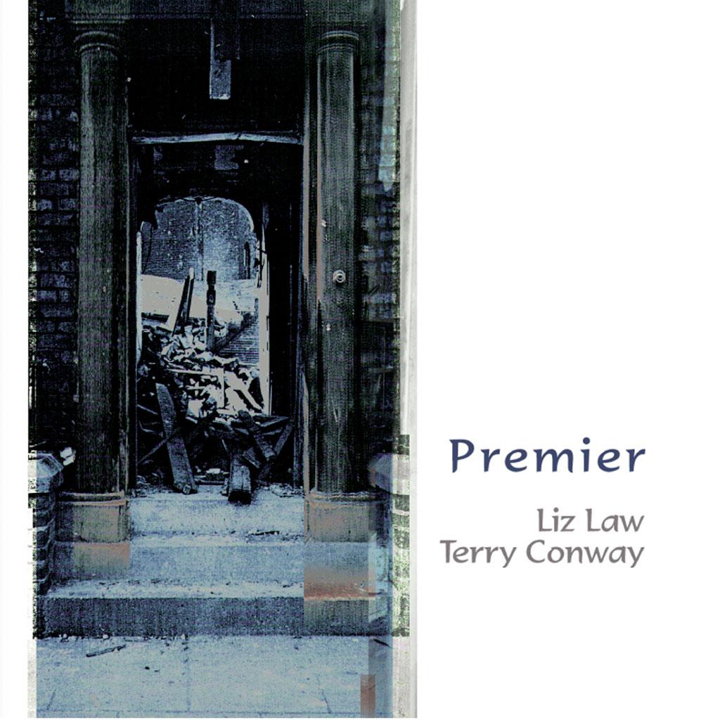 Premier album booklet cover
