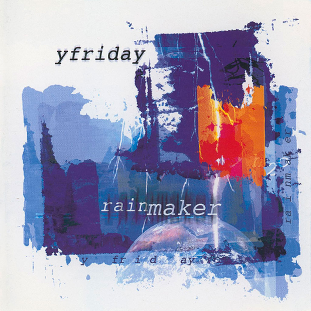 Rainmaker album booklet cover