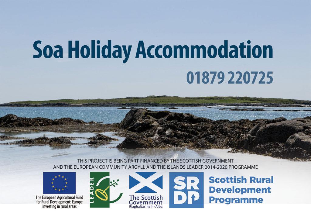 soa accommodation poster