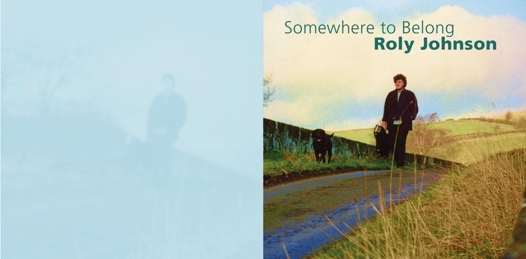 somemwhere to belong album booklet cover