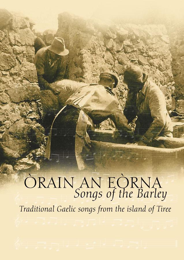 tiree gaelic songbook cover