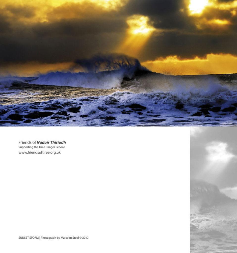 nadair thiriodh postcard