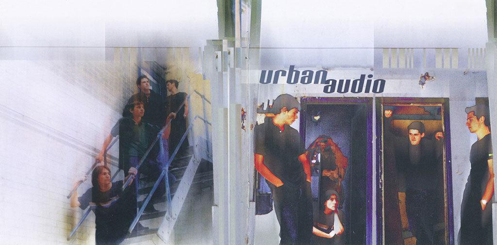 urban audio booklet cover