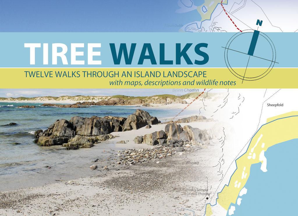 tiree walks book cover